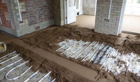 Sand/Cement for JJ Rhatigan