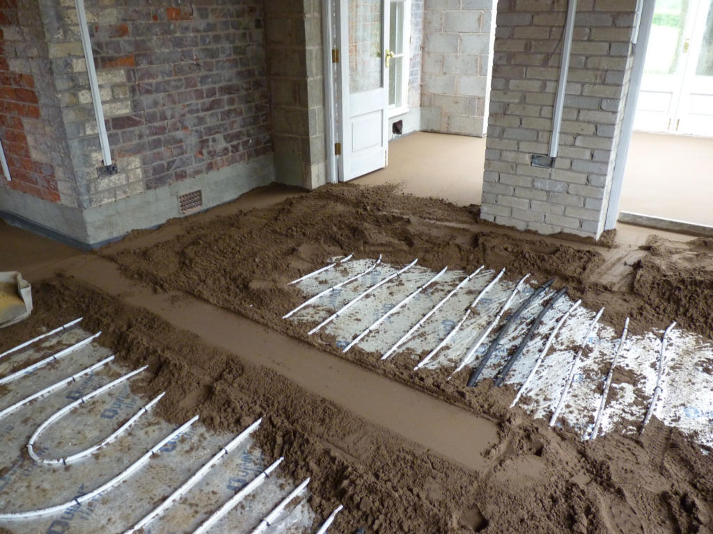 B Doherty Screeding – Specialists in Semi-Dry screed floors