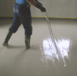 B Doherty Screeding - Self Levelling Screed
