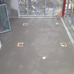 Flooring by B Doherty Screeding Ltd