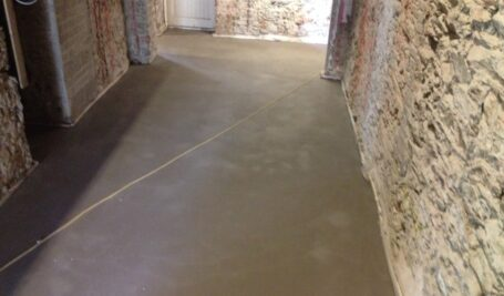 Rapid Dry Screed Floor Renovation Co. Waterford