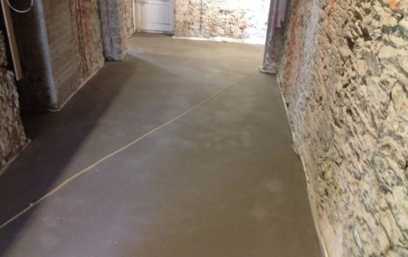 Rapid Dry Screed Floor Renovation Co. Waterford