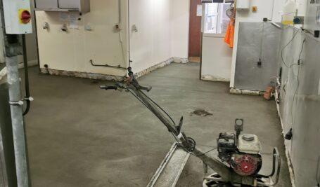 Fast Track Refurbishment in Hotel Co Cork | Rapidur® B5 Rapid Drying Screed