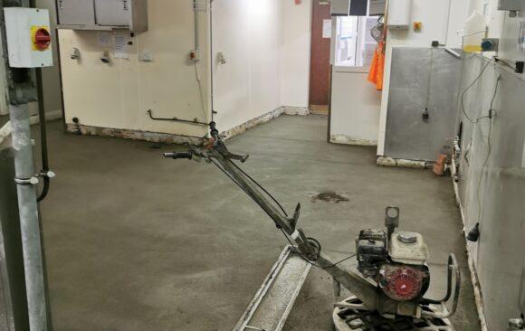 Fast Track Refurbishment in Hotel Co Cork   Rapidur® B5 Rapid Drying Screed