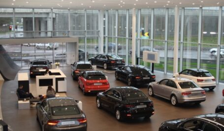 Fast track new floor | Audi Showroom Cork | Rapid Dry Screed