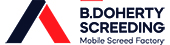 B Doherty Screeding Mobile Screed Factory