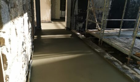 Rapidur® EB5 Rapid Drying Sand / Cement Floor Screed | Ballsbridge Dublin