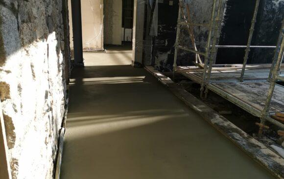 Rapidur® EB5 Rapid Drying Sand / Cement Floor Screed | Ballsbridge Dublin