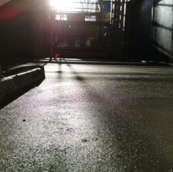 Mobile Screed Factory_Rapidur EB5 Rapid Drying Screed_Ballsbridge Dublin _B Doherty Screeding