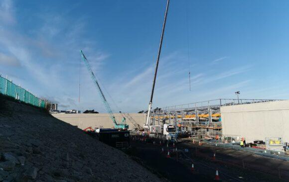 Rapidur® EB5 Rapid Drying Sand / Cement Floor for Murphy Group | Stillorgan Reservoir