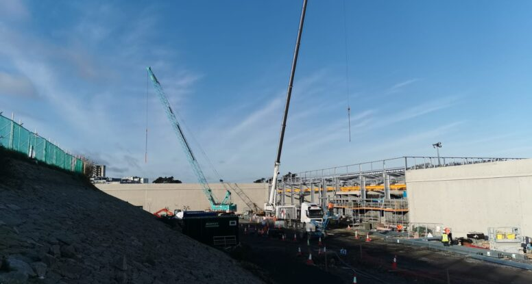 Rapidur® EB5 Rapid Drying Sand & Cement Screed for Murphy Group.