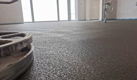 Redcastle in Donegal | Sand and Cement Screed | B Doherty Mobile Screed Factory