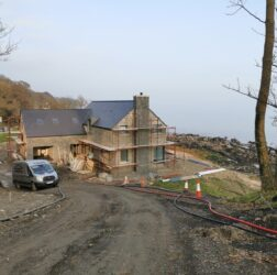 b doherty screeding services mobile screed factory redcastle