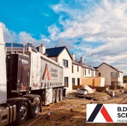 B Doherty Ltd | Mobile Screed Factory