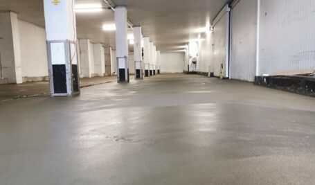 Ingredient Solutions Co Cork | DPM with Rapidur EB5 Rapid Drying Screed | No delays