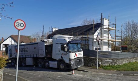 100 mm Sand and Cement  | ODK Properties | Limavady Road Derry