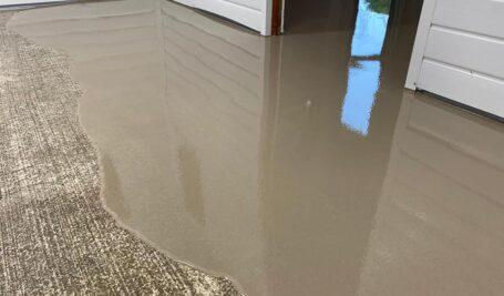 Floor Renovation | SLC 578 Self Levelling Compound | Dungloe Community Hospital