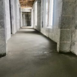 B Doherty Mobile Screed Factory_Rapidur® EB5 Rapid Drying Screed_ Wexford