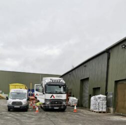 Tayto Park Factory_Rapidur® EB5 Rapid Drying Sand and Cement Floor for MG Ashbourne_B Doherty Screed
